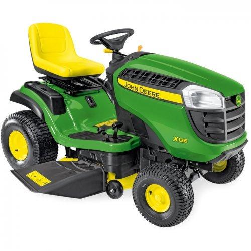 "John Deere X126 Lawn Tractor with 42"" Edge Deck"
