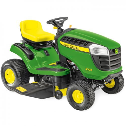 "John Deere X106 Lawn Tractor with 42"" Edge Deck"