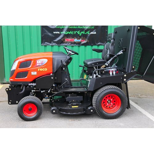 Kioti WD1260 Low Tip Diesel Ride-on Mower