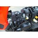Kioti WD1260 High Tip Diesel Ride-on Mower