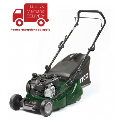 "Atco Liner 16 41cm/16"" Petrol Rear Roller Lawnmower (FREE DELIVERY)"