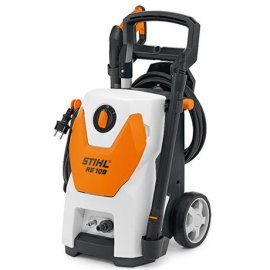 Stihl RE 109 Compact 110 bar - High pressure cleaner