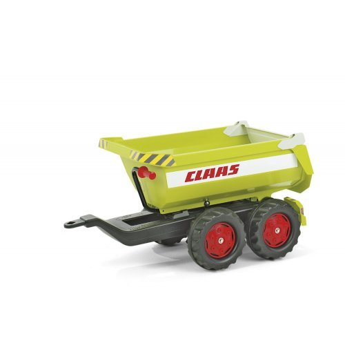 Rolly Halfpipe Trailer Kids Pedal Tractor Attachment