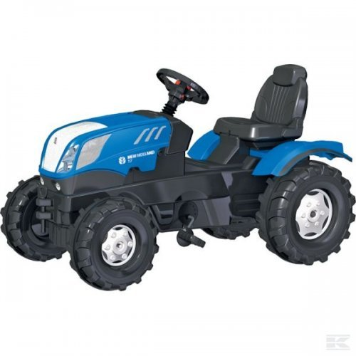 New Holland Kids Pedal Tractor Rolly Toys R60129