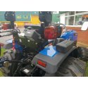 Solis 26 Compact Tractor (26HP with industrial tyres) with Log Splitter (TM400)
