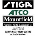 Stiga Atco Mountfield Mfl03 Frame Cover - Stiga Yellow (118850494/0)