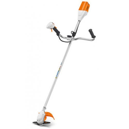 STIHL FSA 90 cordless brushcutter with bike handles
