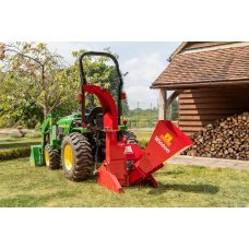 WWC Winton 4″ Wood Chipper (PTO tractor)