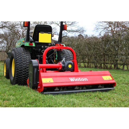 Winton Hydraulic Offset Flail Mower WHF145
