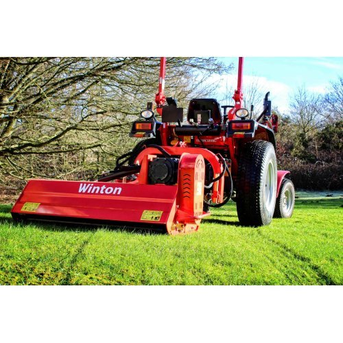 Winton Verge Flail Mower WVF150 1 5m Wide