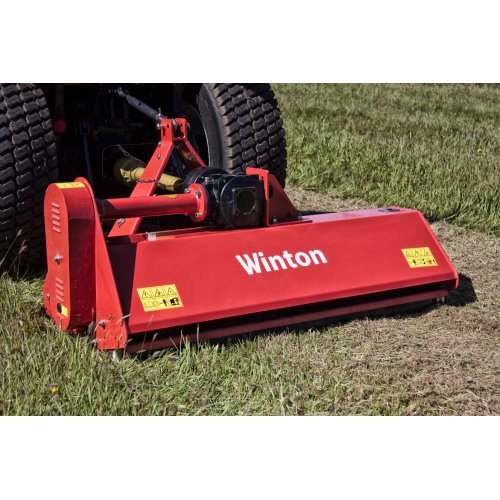 Winton Compact Tractor Flail Mower - WFL145 – 1.45m Flail Mower