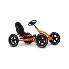 Berg Buddy Orange Kids Pedal Go-Kart
