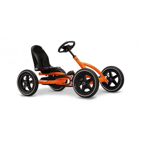 Berg Buddy Orange Kids Pedal Go-Kart