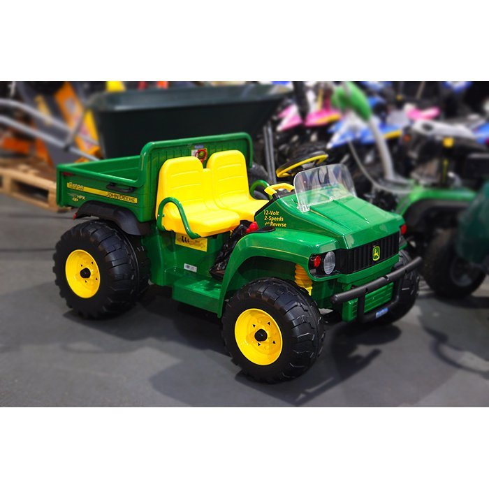 John Deere Hpx Gator 12v Childrens Ride On Electric Toy