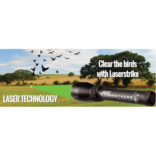Portek Laserstrike Bird Scaring Torch