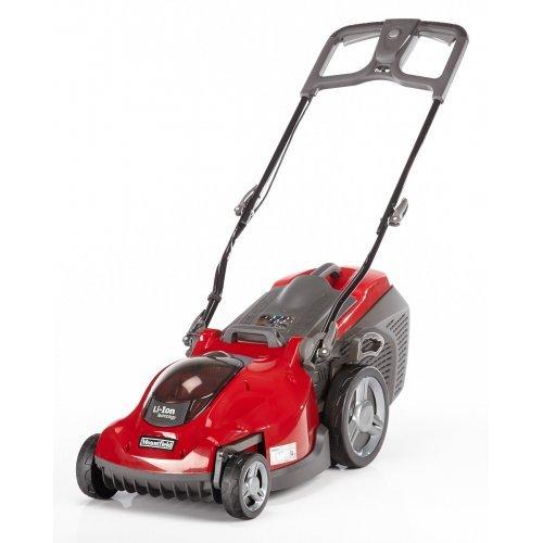 Mountfield Princess 38Li Battery 4-Wheel Rear Roller Lawnmower
