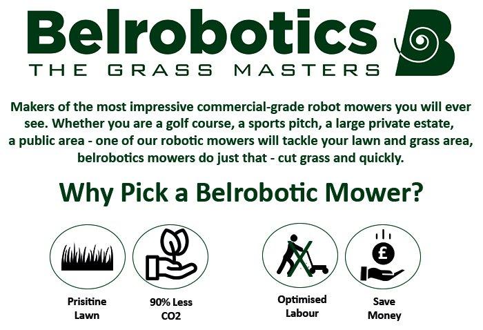 Belrobotics Mowers